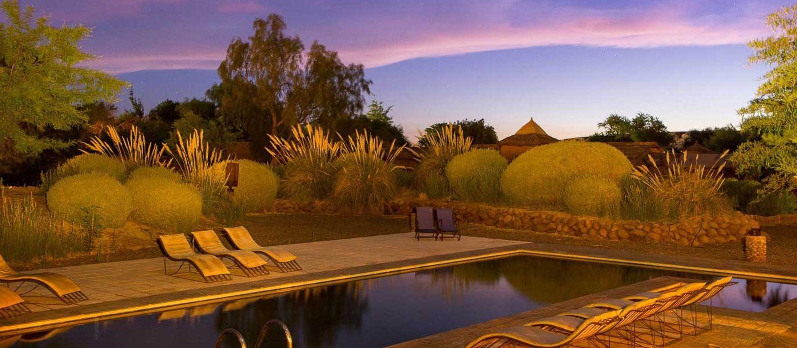 Hotel Altiplanico Atacama Chile
