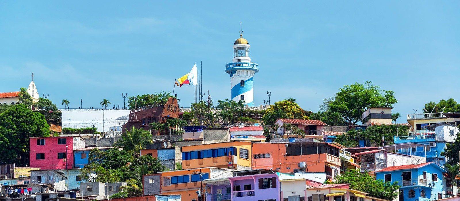 Reiseziel Guayaquil Ecuador/Galapagos