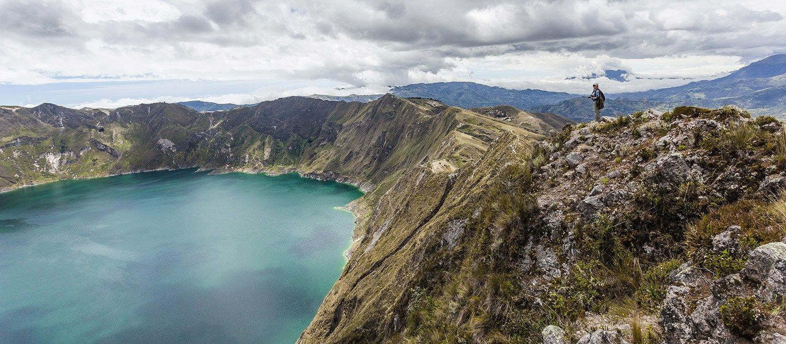 Destination Quito Ecuador/Galapagos