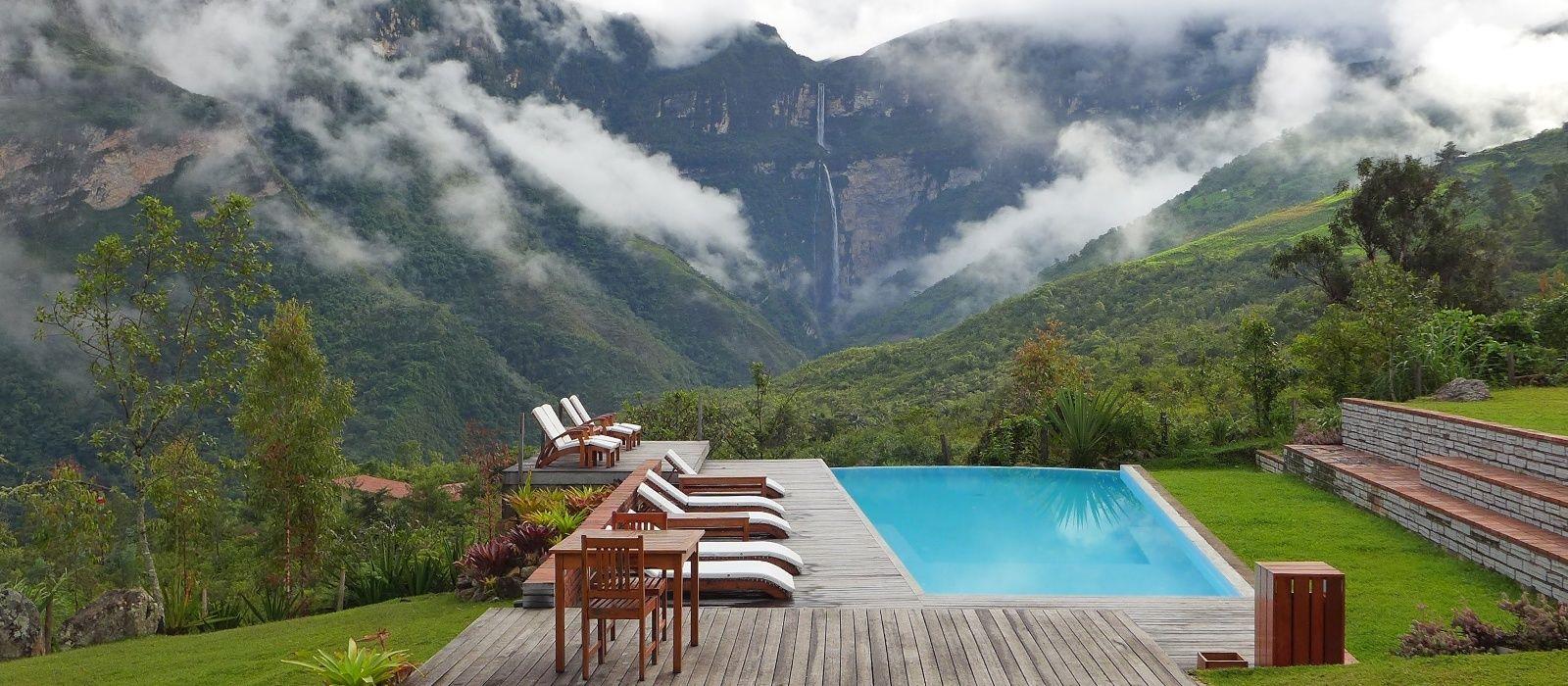 Hotel Gocta Lodge Peru
