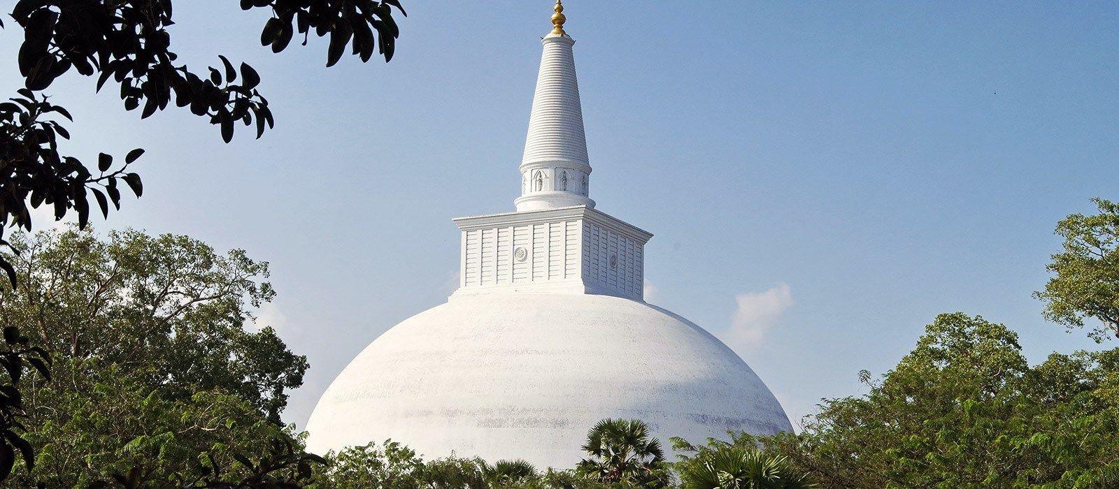 Destination Anuradhapura Sri Lanka
