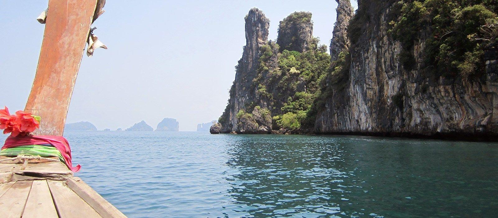Destination Koh Yao Yai Thailand