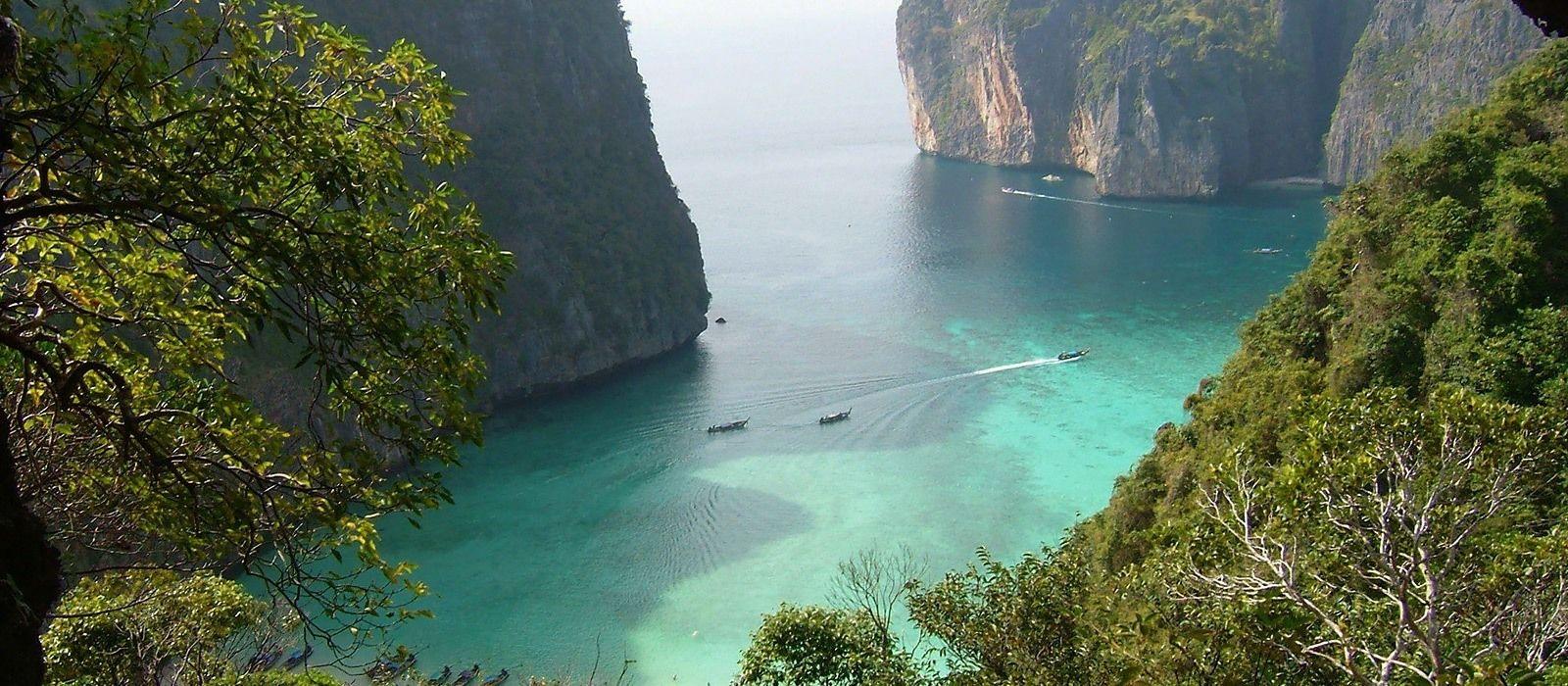 Destination Krabi Thailand