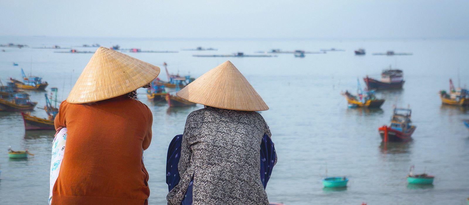 Destination Mui Ne Vietnam