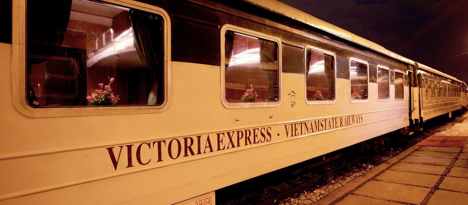 Hotel Vietnam Night Train (Hanoi – Laocai) Vietnam