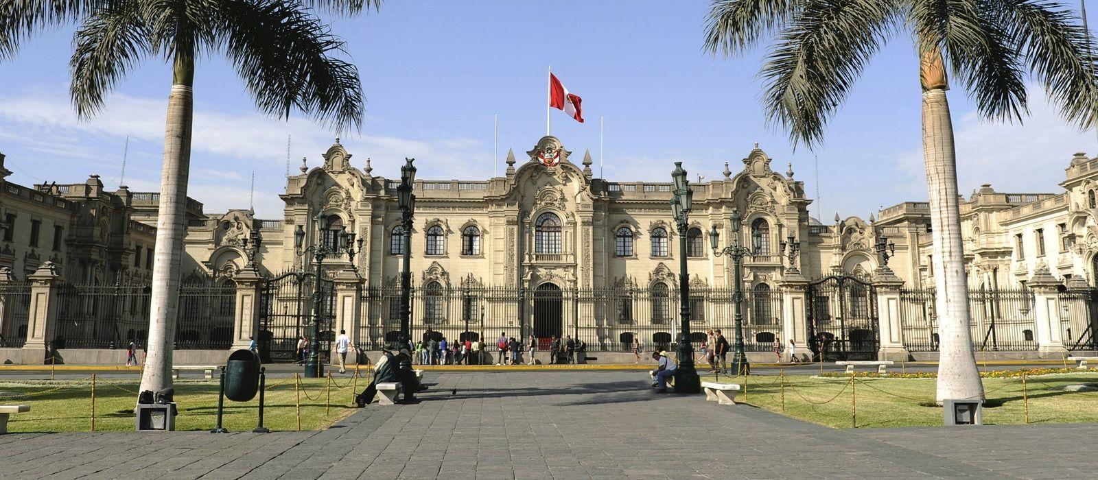 Luxusreise: Peru vom Feinsten Urlaub 1