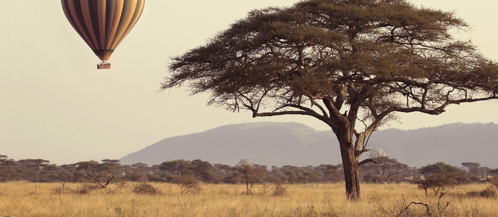 Kenia & Tansania Safarireise: Ungezähmte Wildnis Urlaub 4