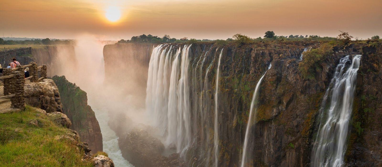 Simbabwe & Botswana: Majestätische Wasserwelten Urlaub 5