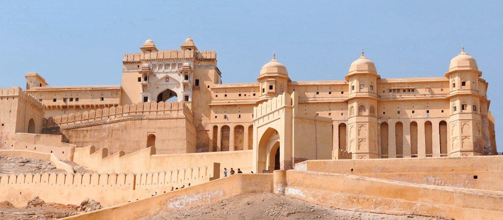 Golden Triangle of India Tour Trip 1
