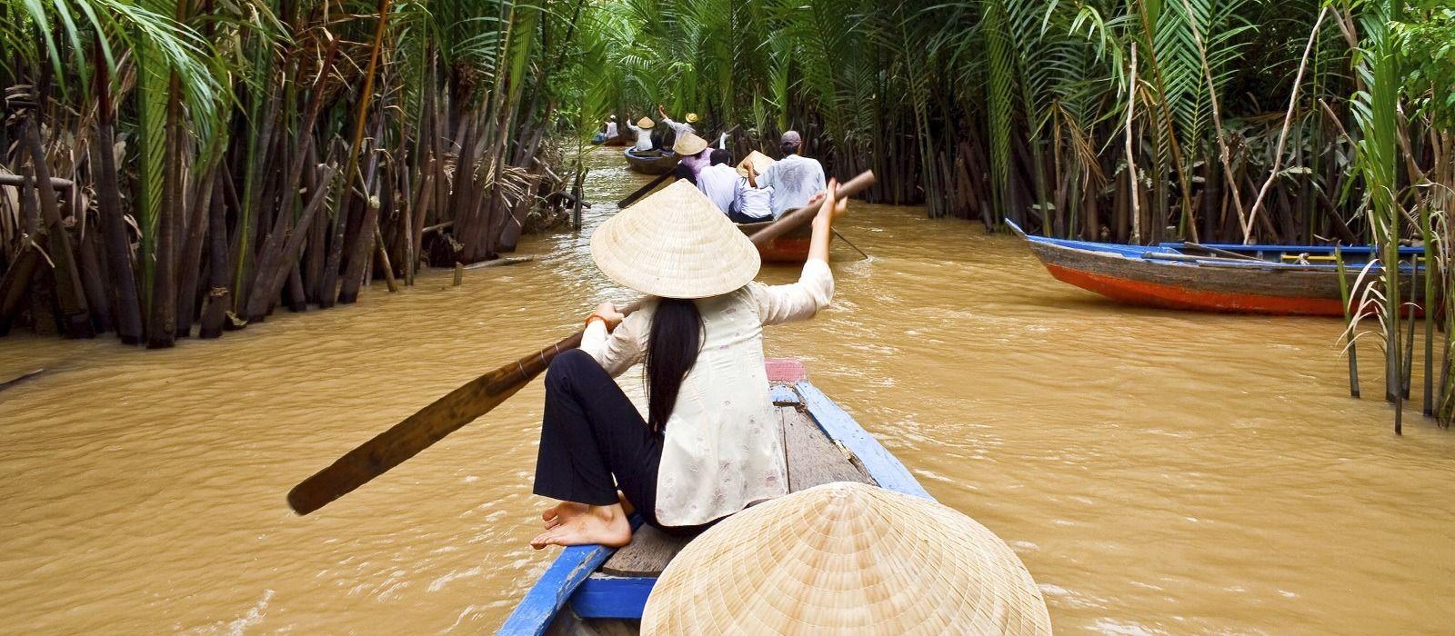 Vietnams Schätze: Von Nord nach Süd Urlaub 4