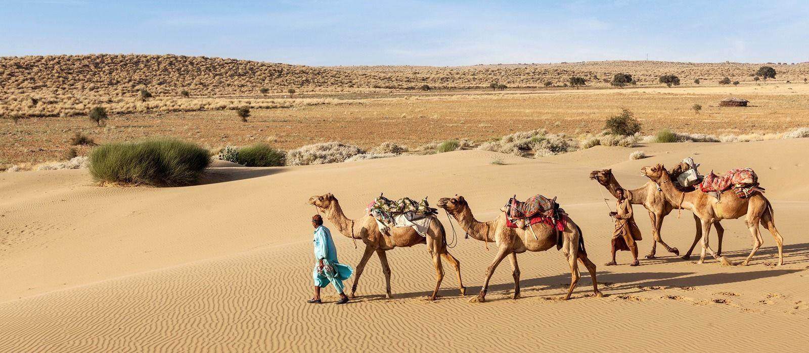 Rajasthans Juwelen und Geheimnisse Urlaub 7