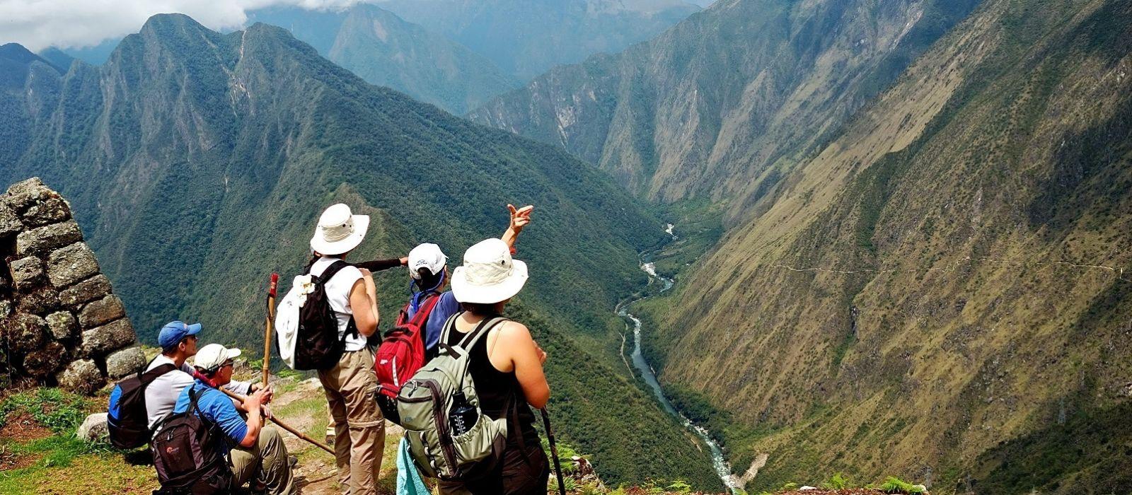 Peru: Hiking Cordillera Blanca Tour Trip 5