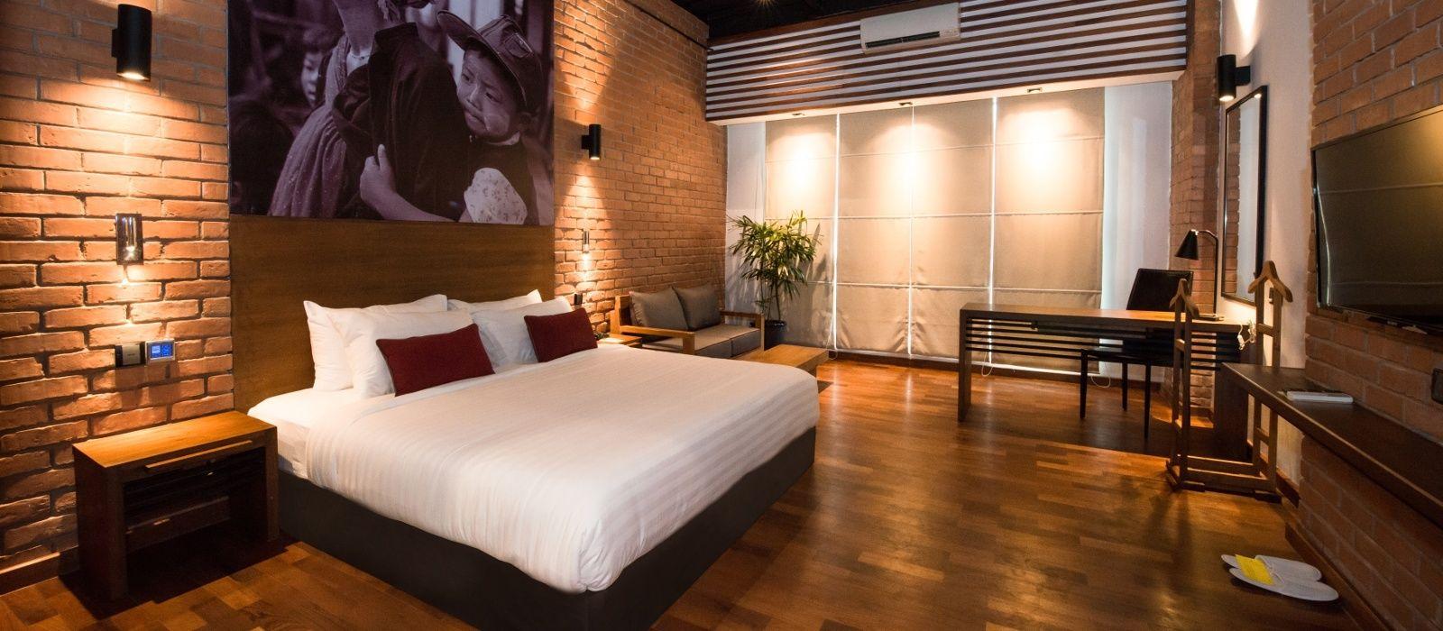 Hotel The Loft Myanmar