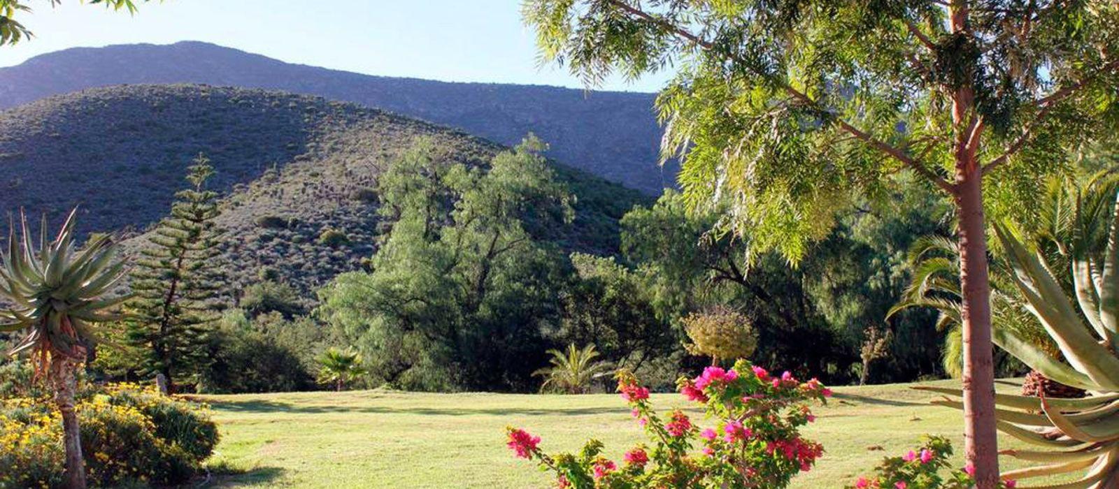 Hotel Montana Guest Farm South Africa