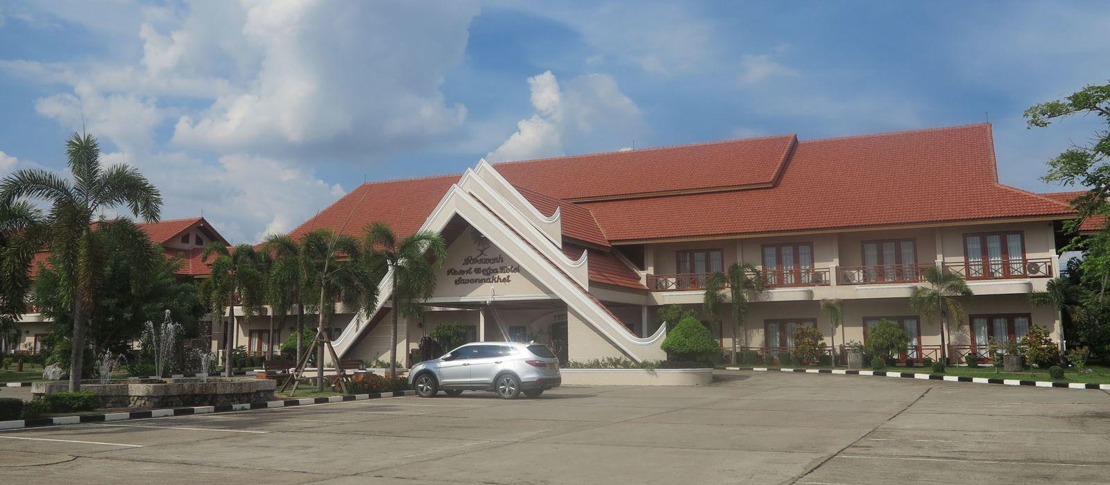 Hotel Daosavanh Resort & Spa  Laos