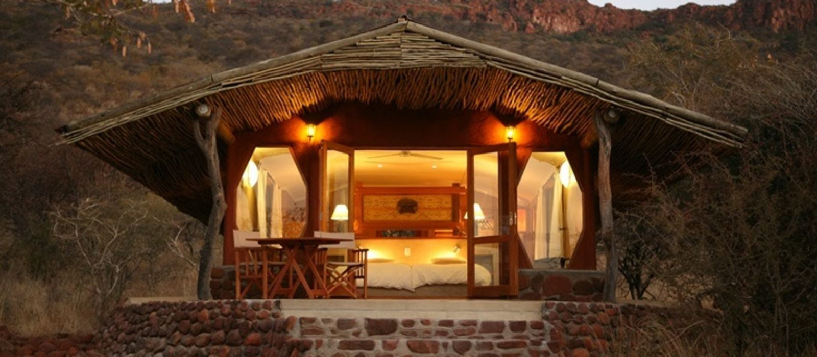 Hotel Waterberg Guest Farm Namibia