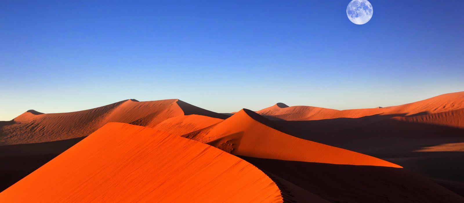 Namibia Luxusreise für Entdecker Urlaub 2