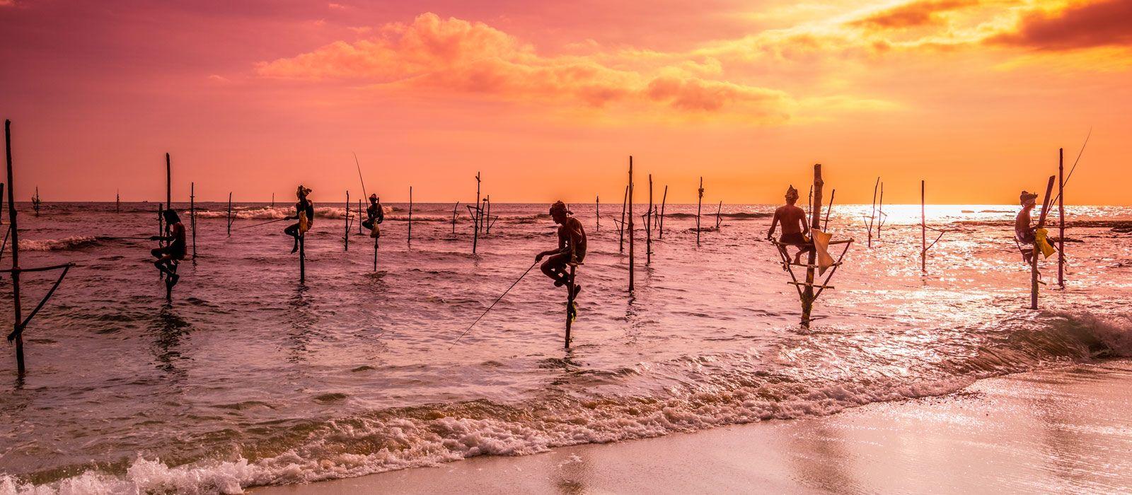 Die Höhepunkte Sri Lankas – Berge, heilige Felsen und Erholung am Strand Urlaub 1