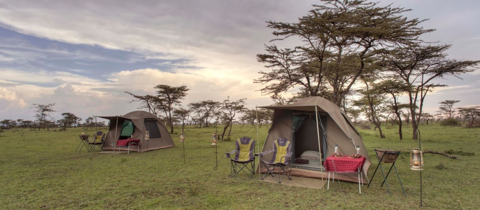 Hotel Fly Camp Kenia