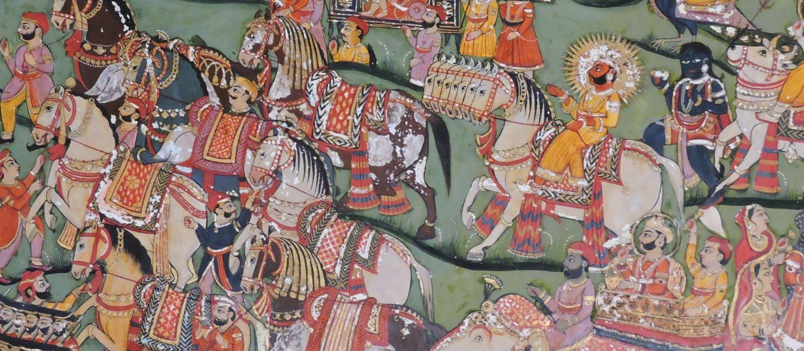 Rajasthan Rundreise: Geheimnisvolle Wüste, Paläste & Seen Urlaub 8