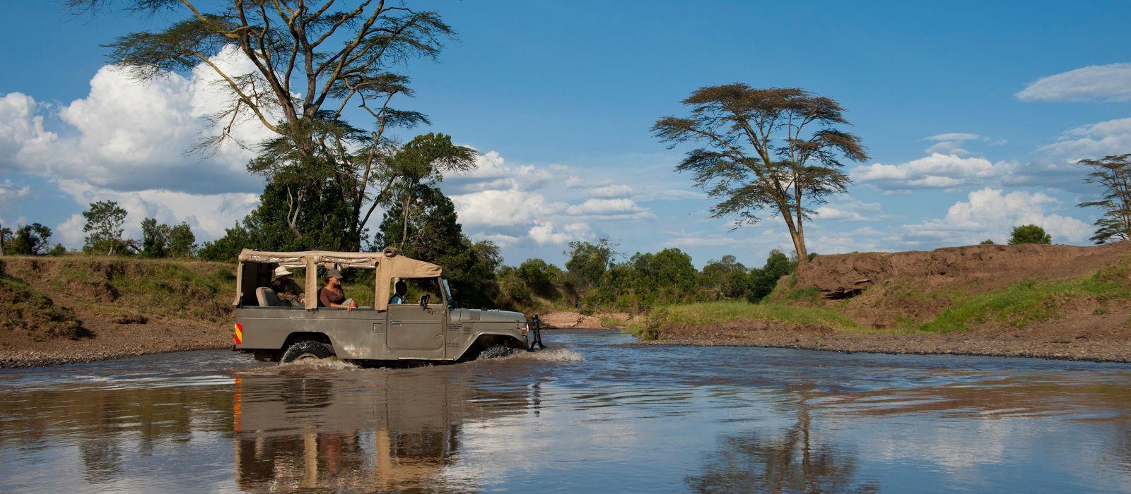 Hotel Ol Pejeta Bush Camp Kenya