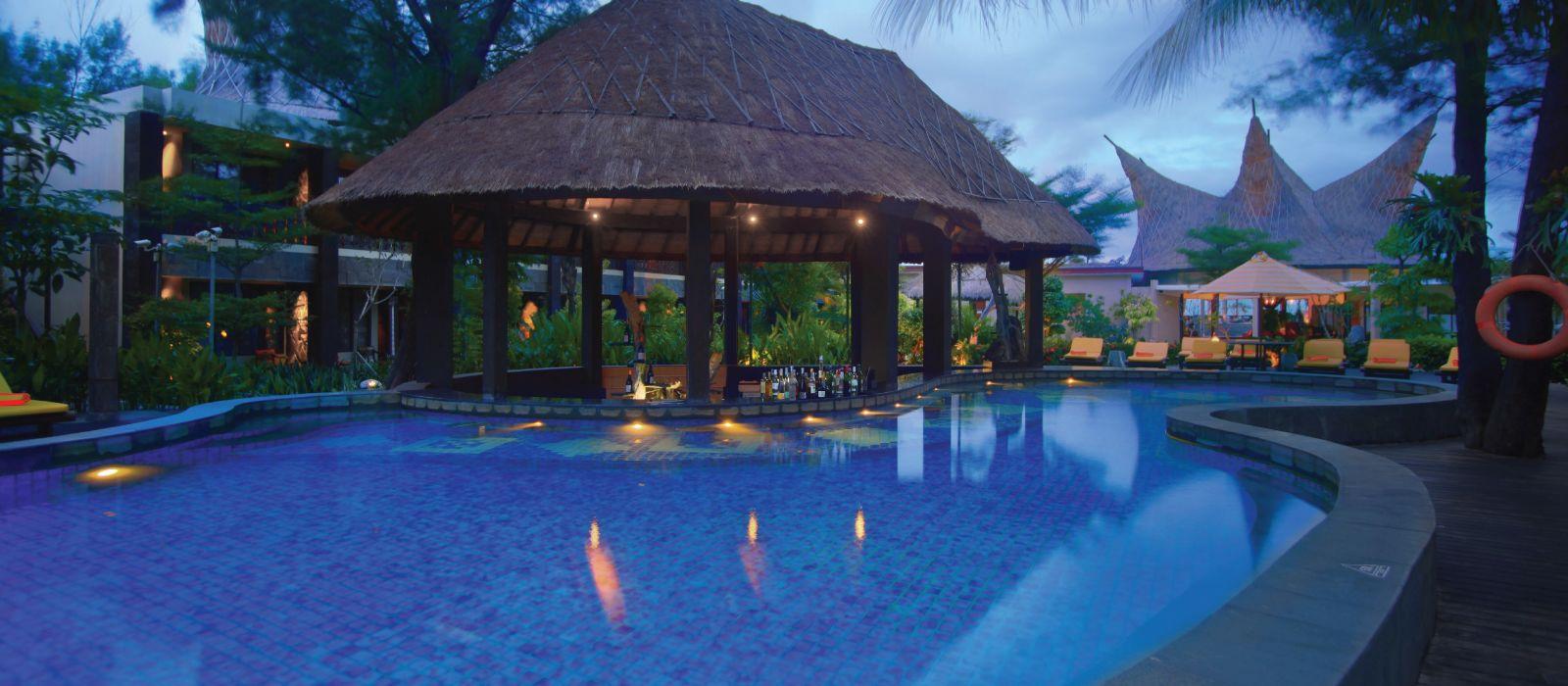 Hotel Aston Sunset Beach Resort Indonesia