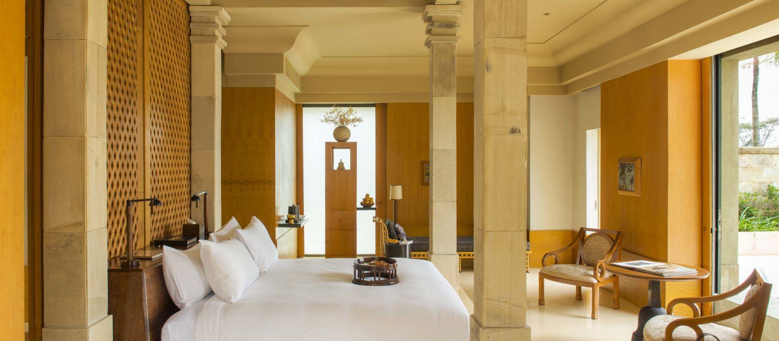 Hotel Amanjiwo Indonesia