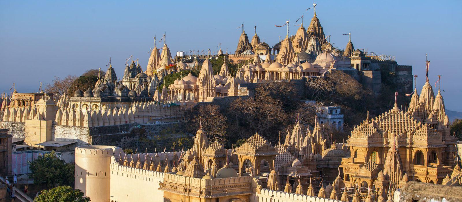 Destination Bhavnagar Central & West India