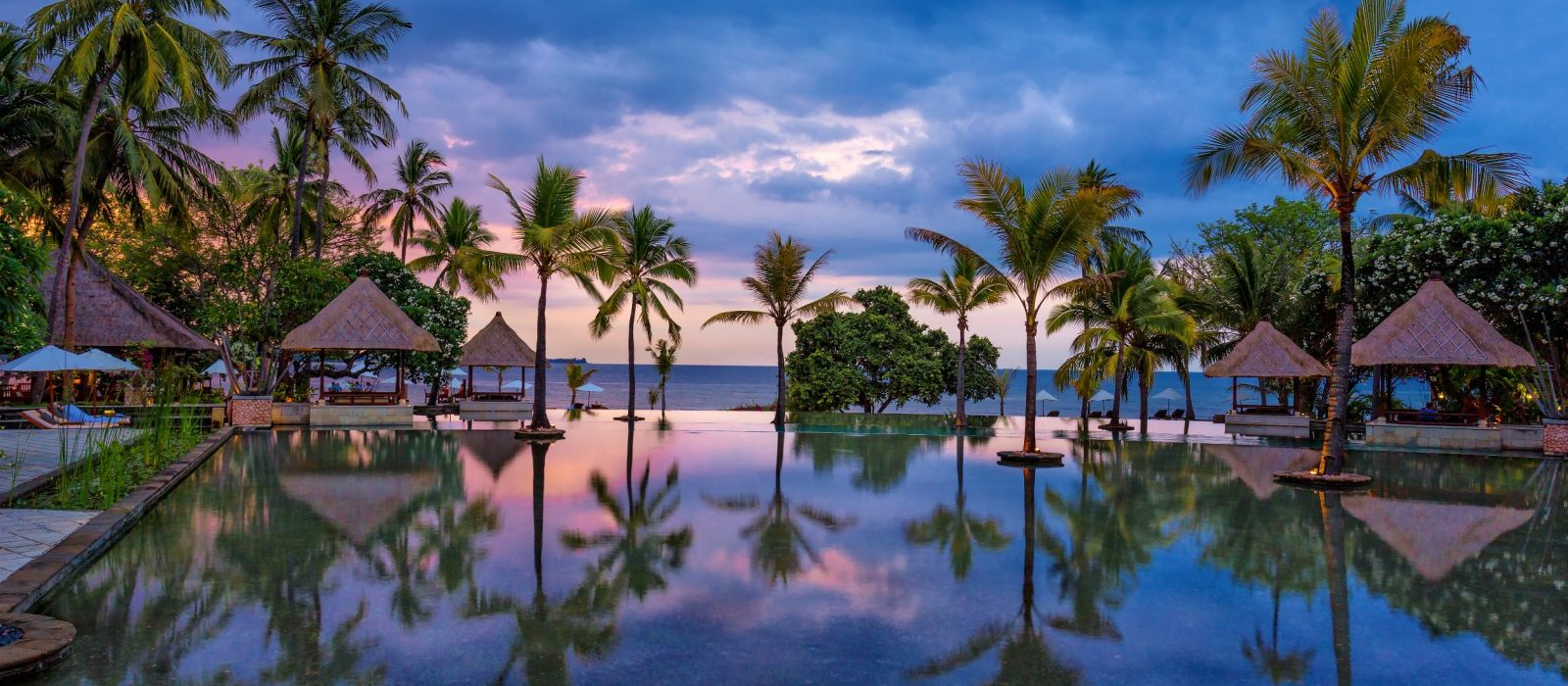 Hotel The Oberoi Lombok Indonesia