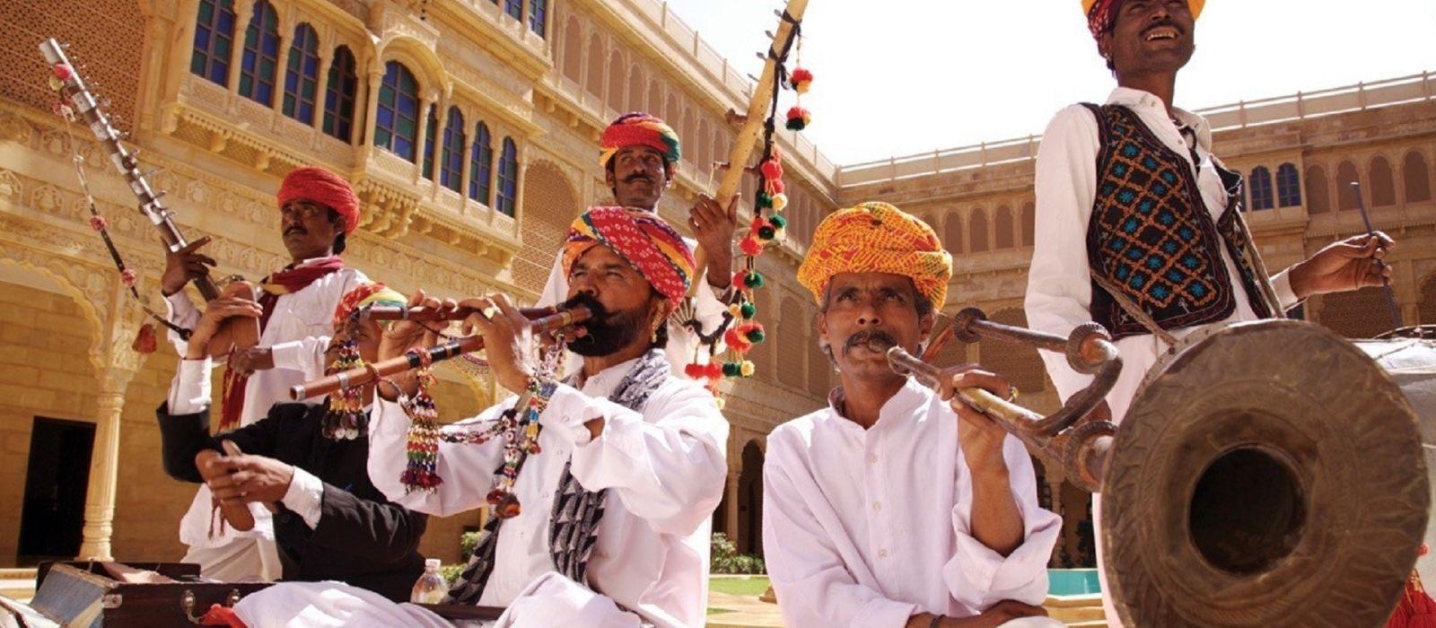 Königliches & spirituelles Nordindien Urlaub 3