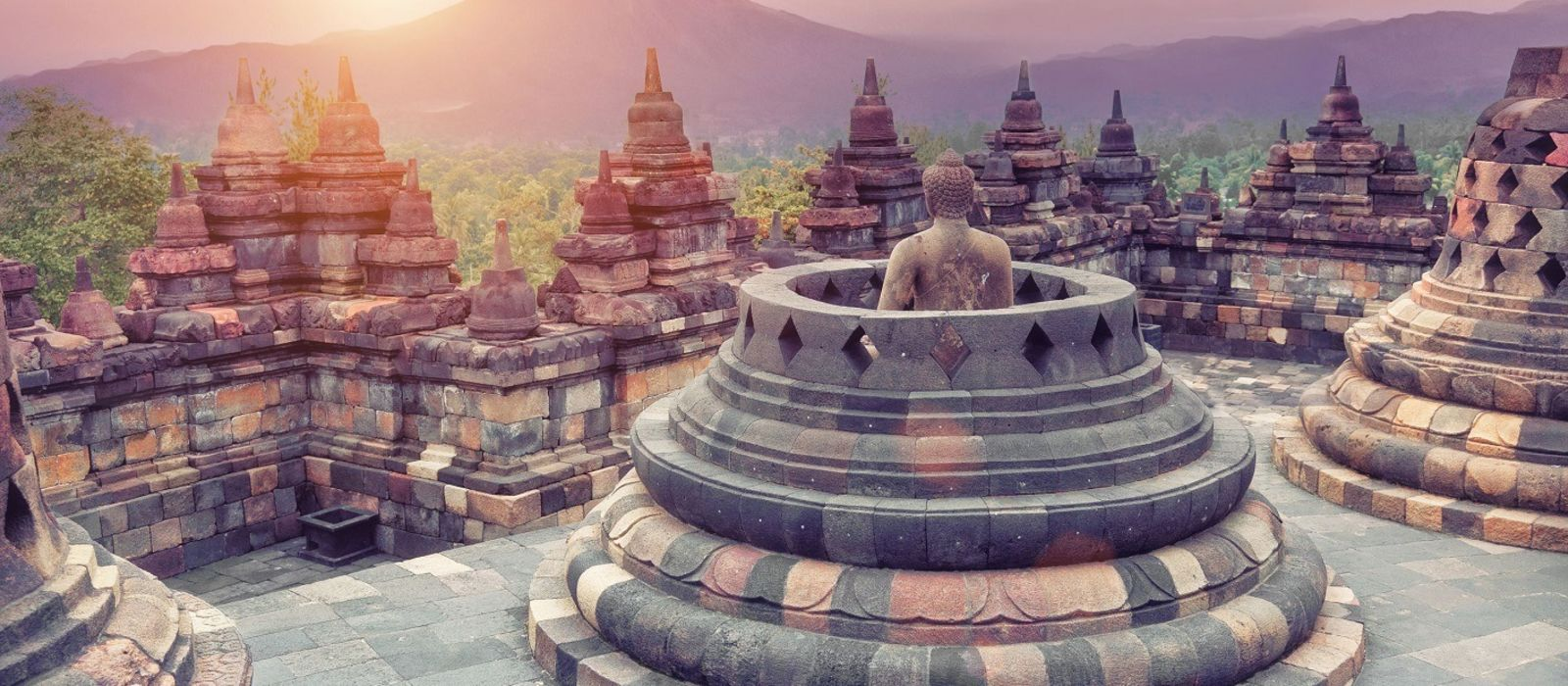 Abenteuer und Natur: Java und Bali Urlaub 2