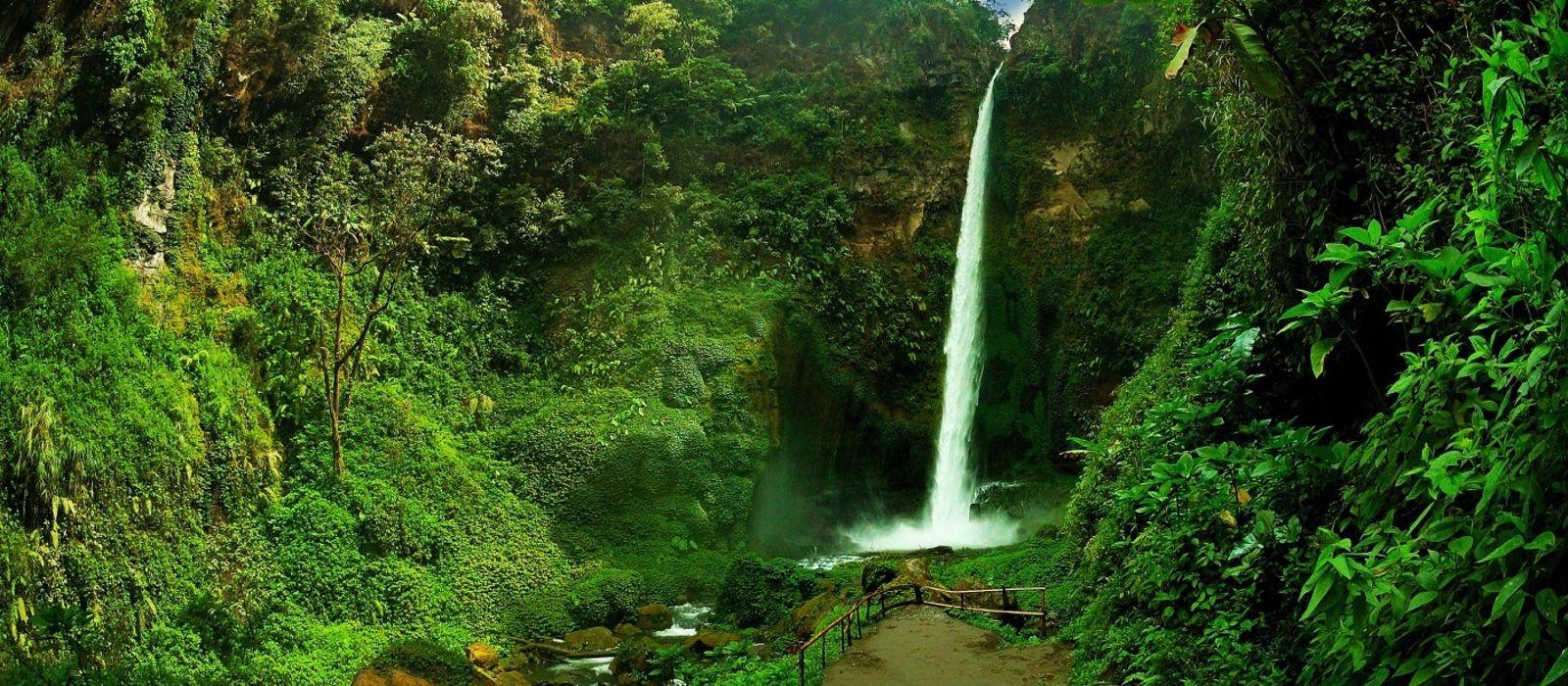 Reiseziel Java Indonesien