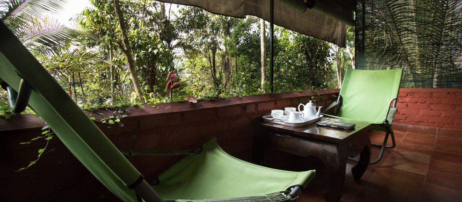 Hotel Grassroots Südindien