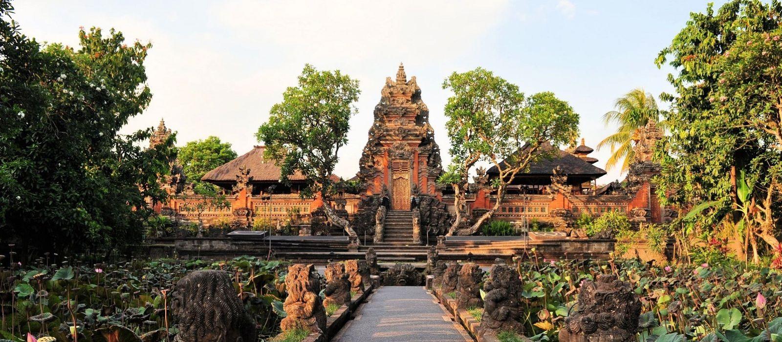 Vergangene Kulturen und Bali Urlaub 4