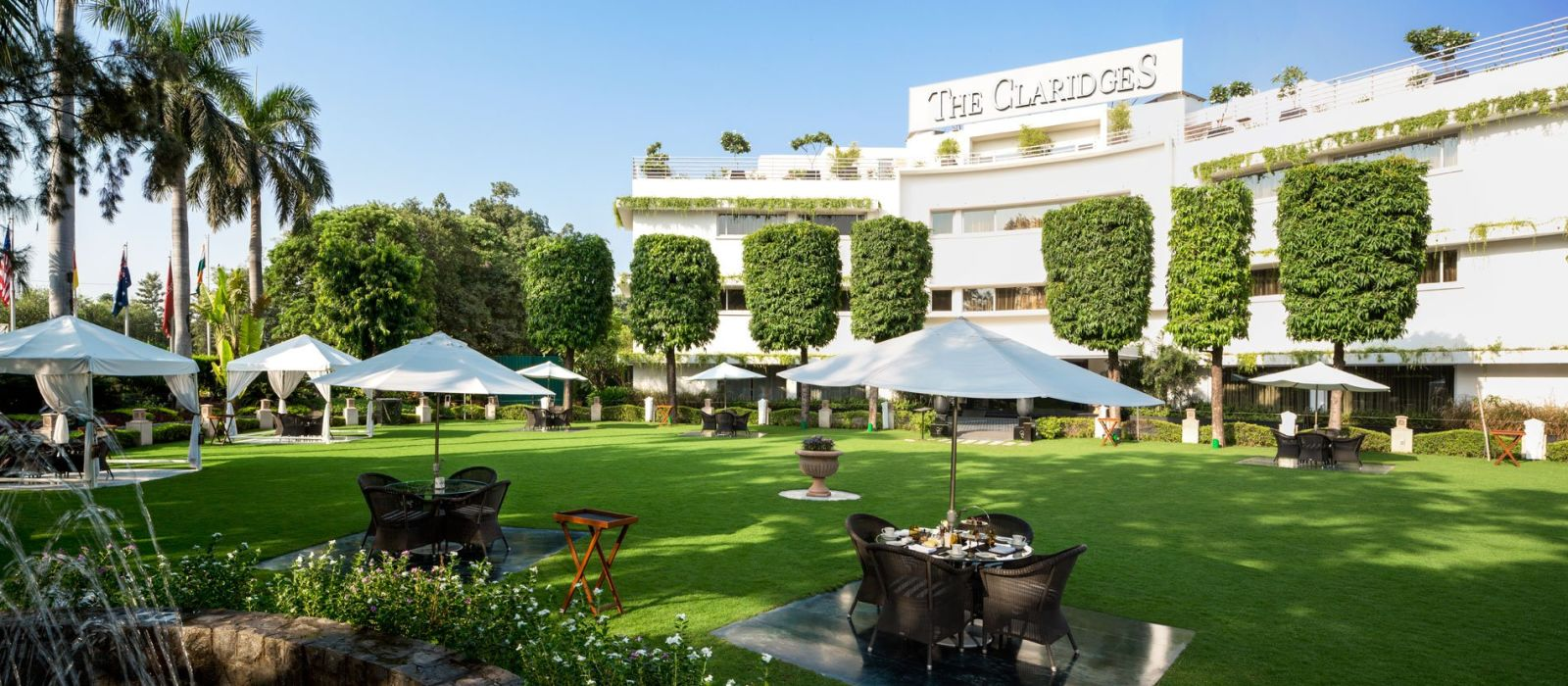 Hotel The Claridges North India