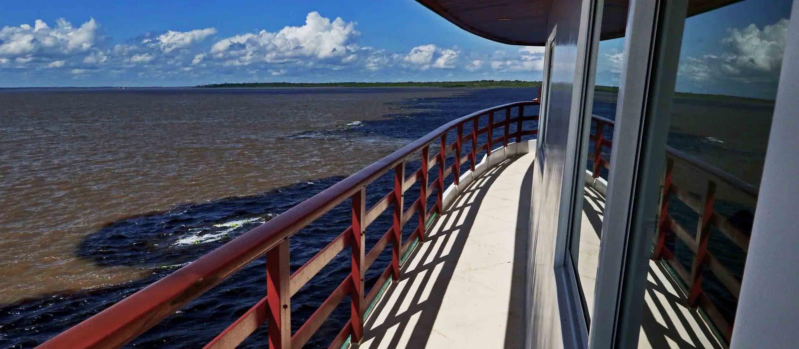 Hotel Amazon Clipper Premium Fleet Brasilien