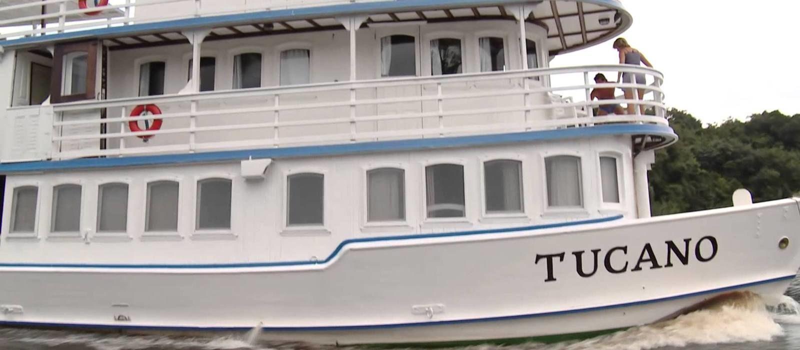 Hotel Motor Yacht Tucano %region%