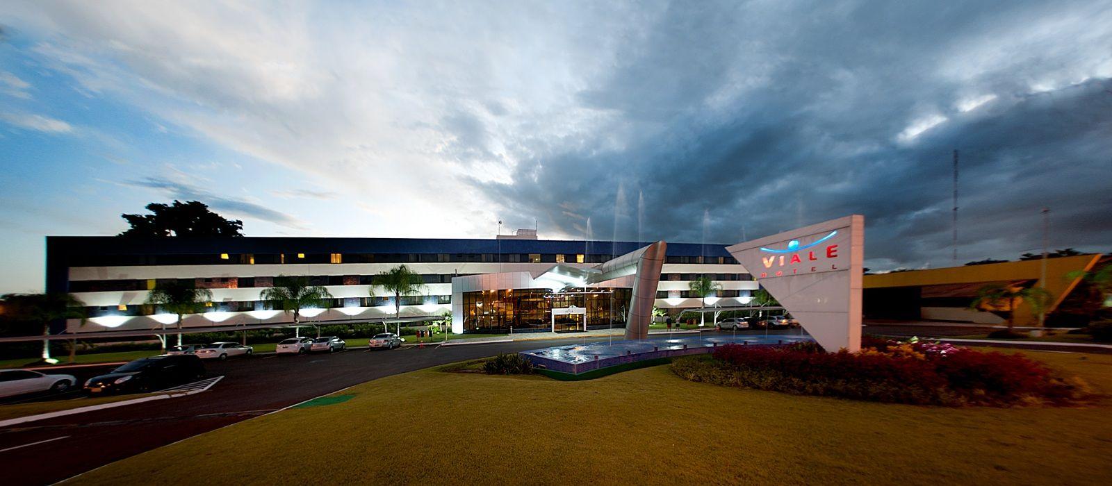 Hotel The Viale Cataratas  Brazil