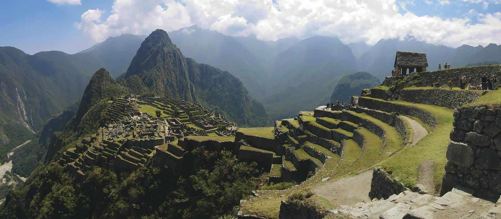 Mountains, Inca Trail & Lakeside Leisure Tour Trip 1