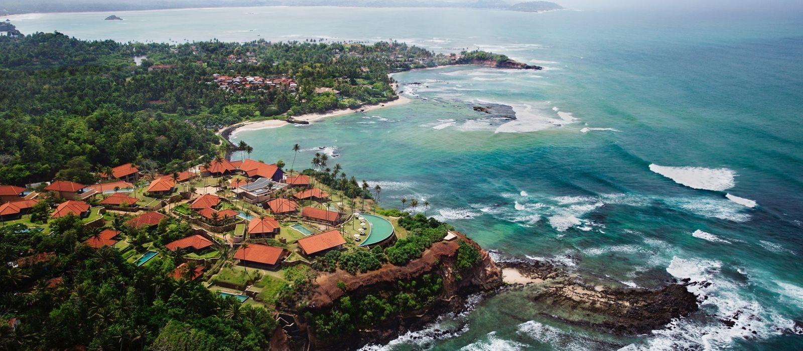 Hotel Cape Weligama Sri Lanka