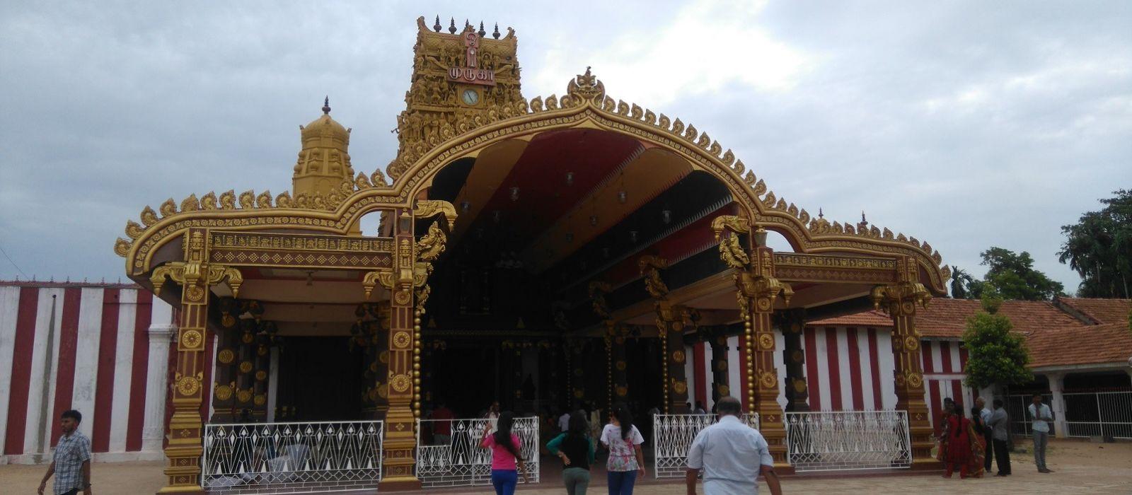 Destination Jaffna Sri Lanka