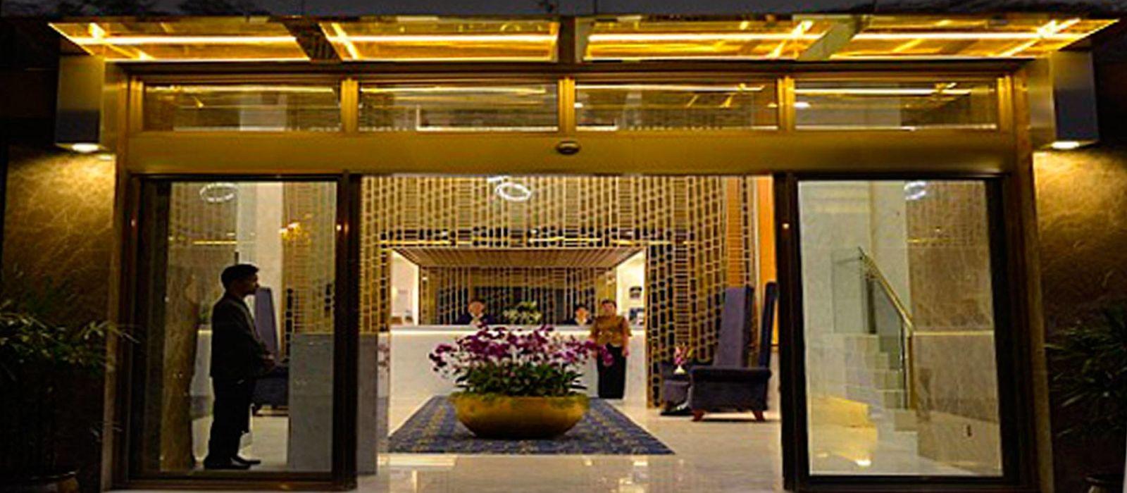 Hotel Best Western Chinatown  Myanmar