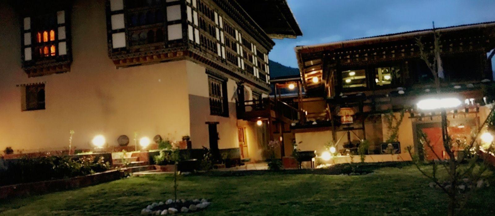 Hotel Soednam Zingkha Herigate Lodge Bhutan