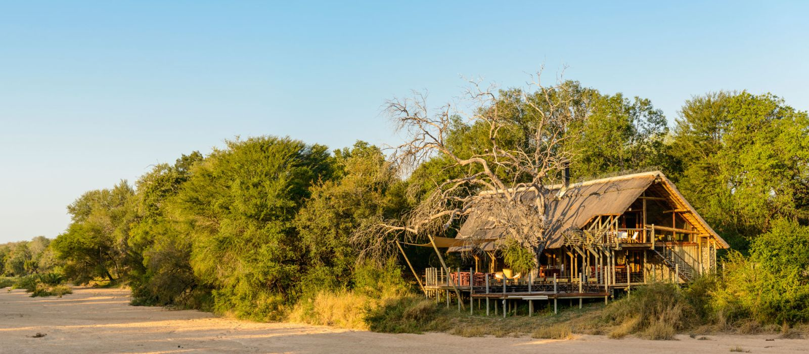Hotel Rhino Post Safari Lodge South Africa