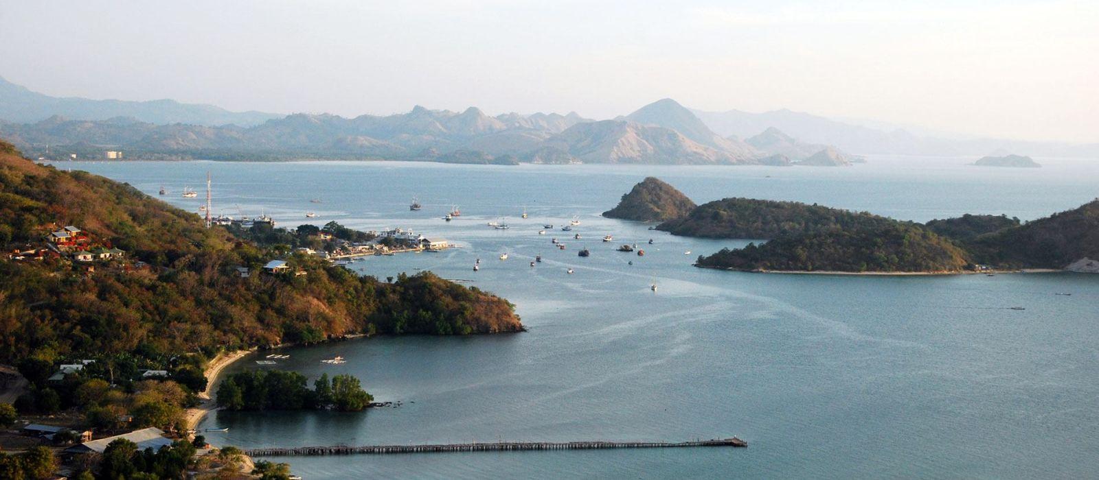 Destination Labuan Bajo Indonesia