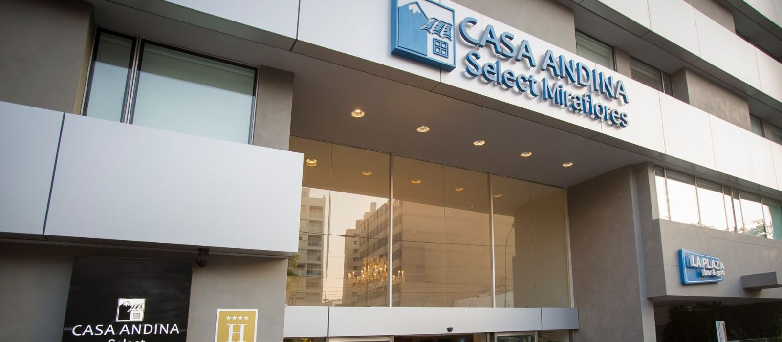 Hotel Casa Andina Select Miraflores Peru