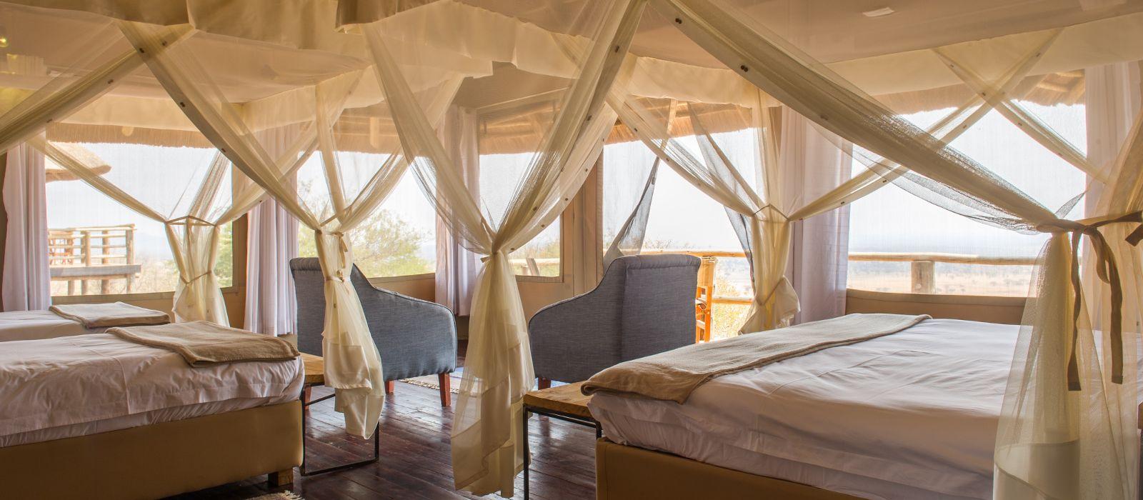 Hotel Kubu Kubu Tented Camp Tanzania