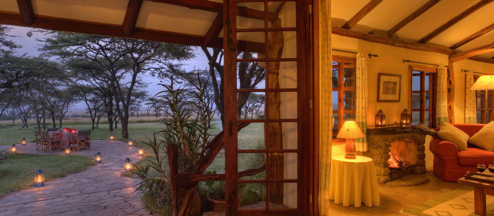 Hotel Isoitok Tented Camp Tanzania