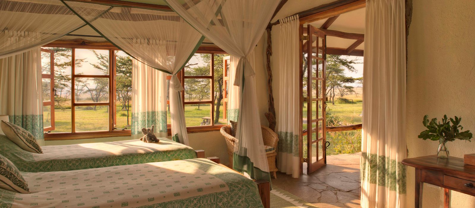 Hotel Topi House Kenya