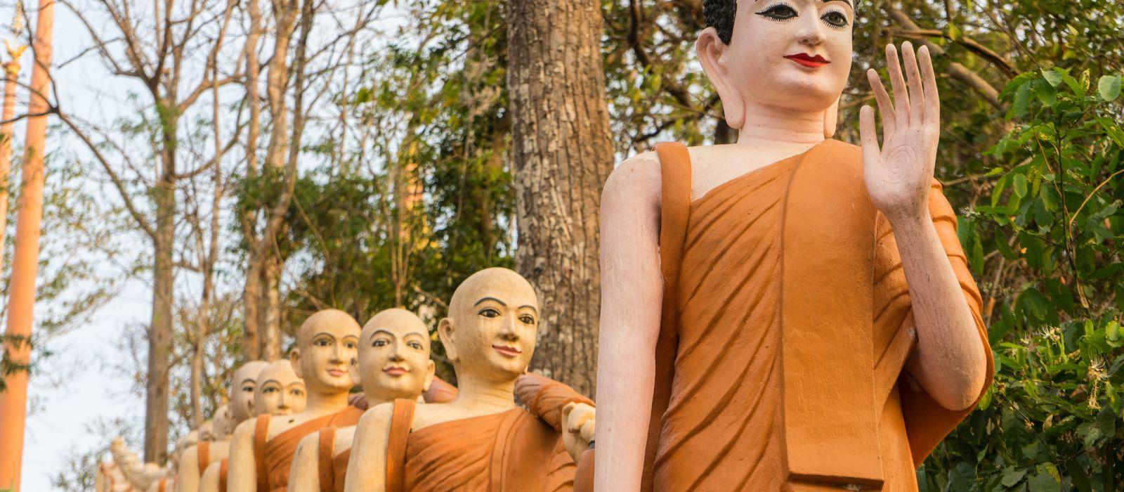 Destination Kratie Cambodia